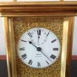 AHS Dent Clock