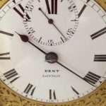 AHS Dent clock up close